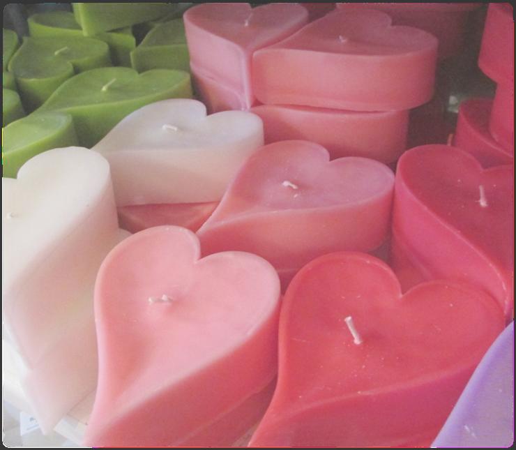 Kynttilätalon Sydänmet