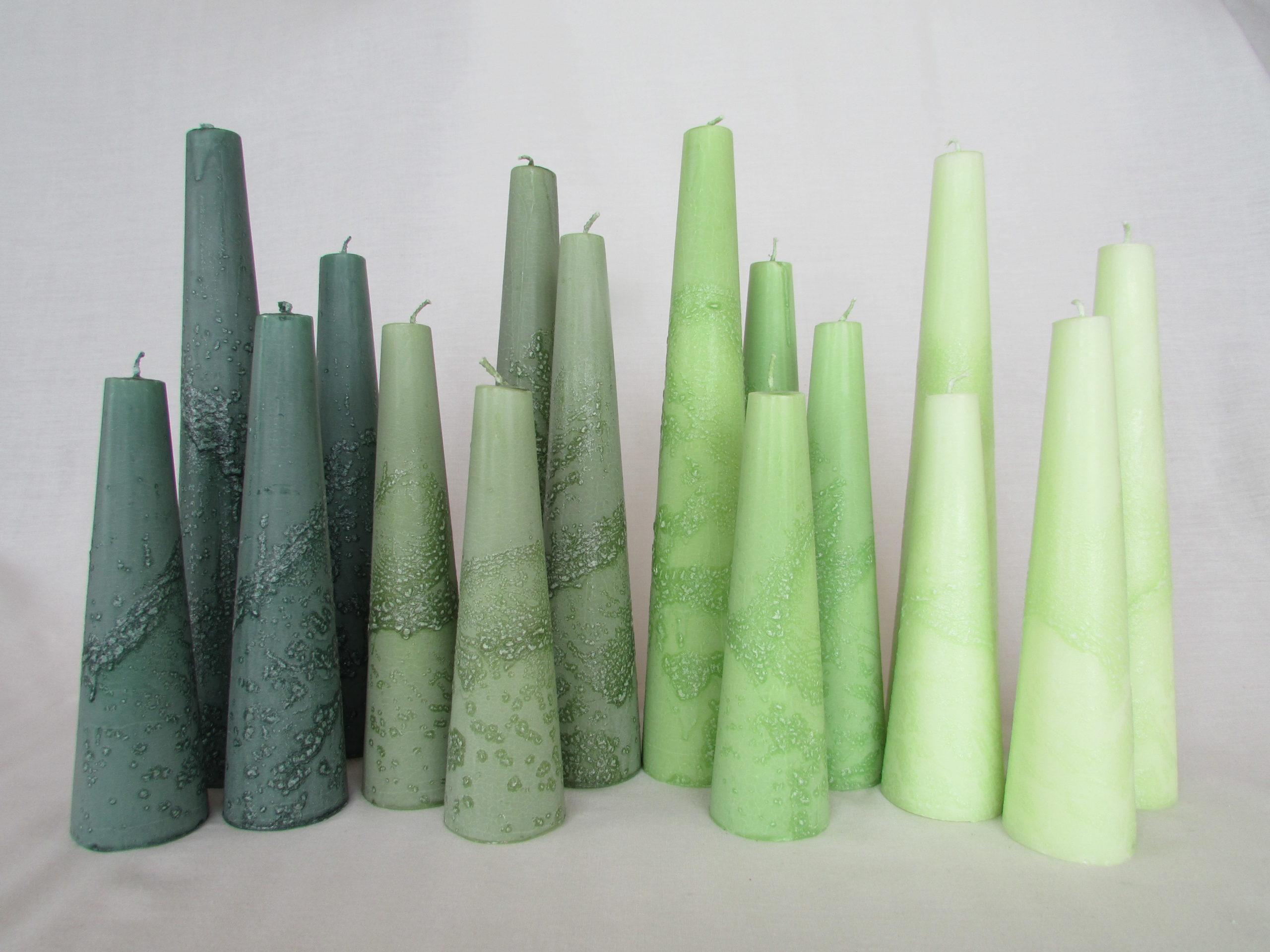 Tumma vihreä, Sammal, Lime, vaal. vihreä